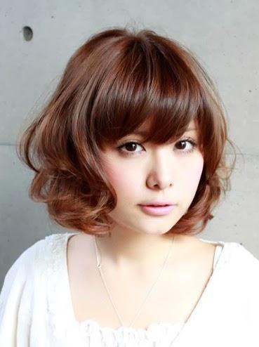 Model Gaya Rambut Wanita Pendek Bob Wanita Terbaru