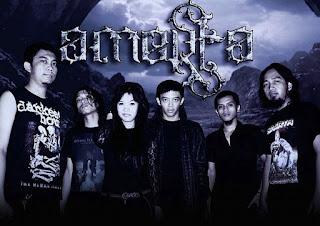 Amerta Band Gothic Metal Surabaya Jawa Timur Indonesia Foto Personil Artwork Logo Cover Wallpaper