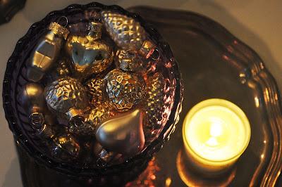 sparkling girly christmas decoration