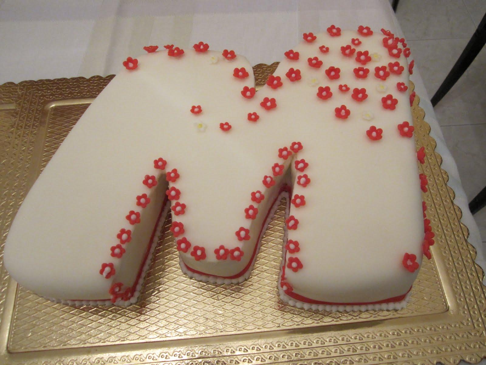 Popolare Dolce Candy : torta 18 anni di Miriam DH95
