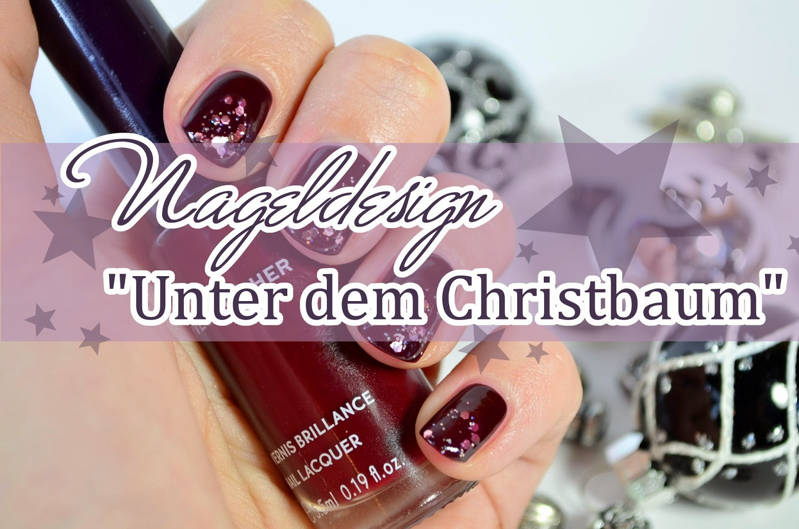 Nageldesign X-Mas 2014