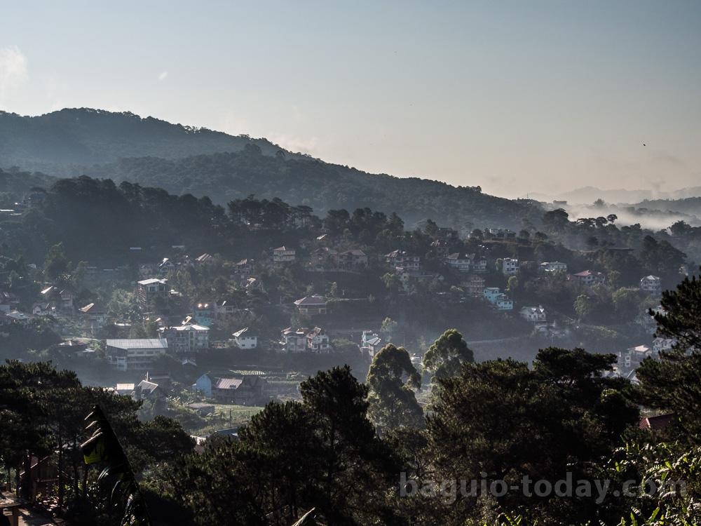 Baguio Today Kennon Road To Bakakeng April 2014