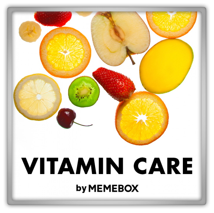memebox vitamin care 2 미미박스 Commercial