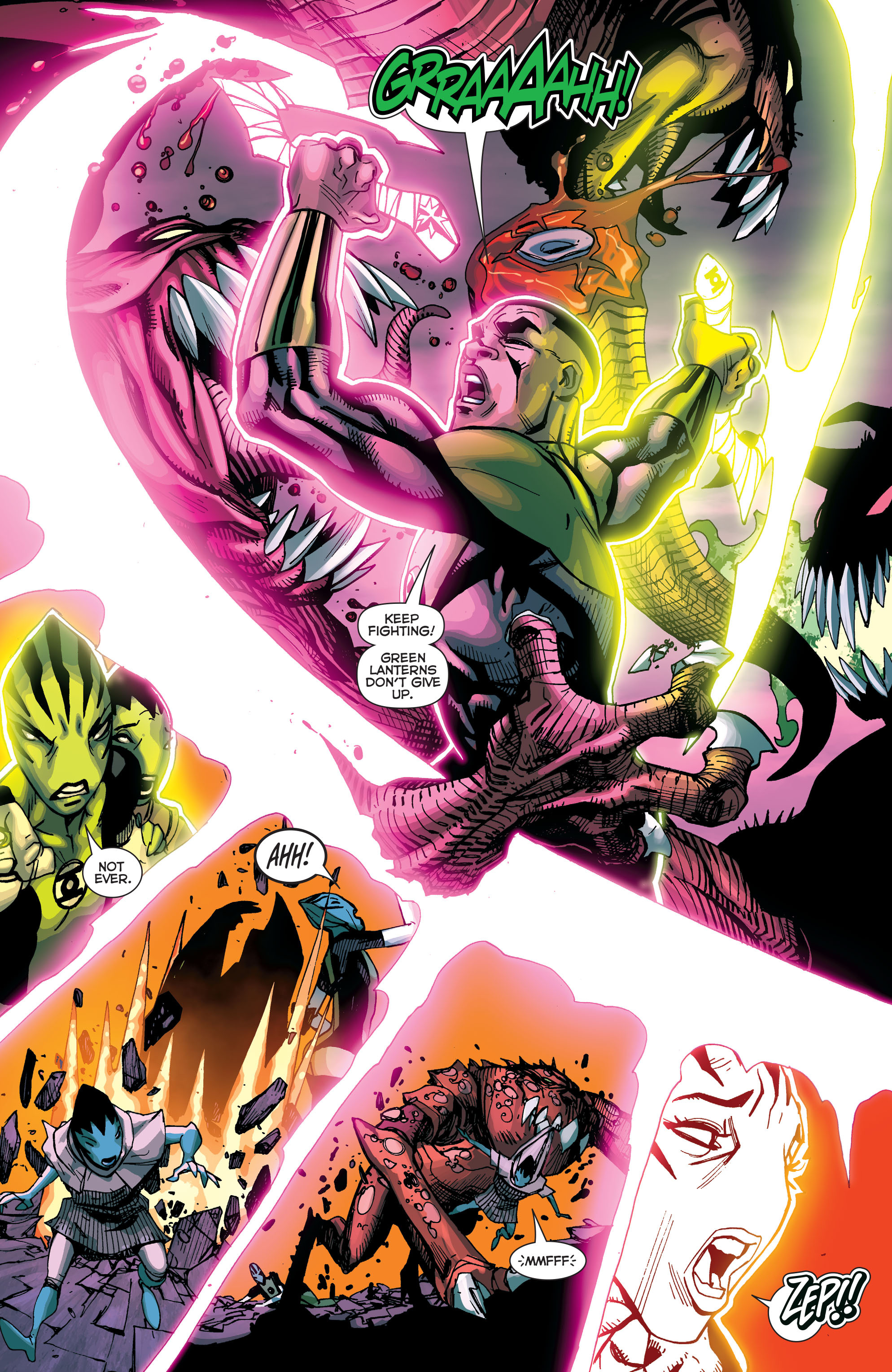 Green Lantern Corps (2011) Issue #40 #43 - English 20