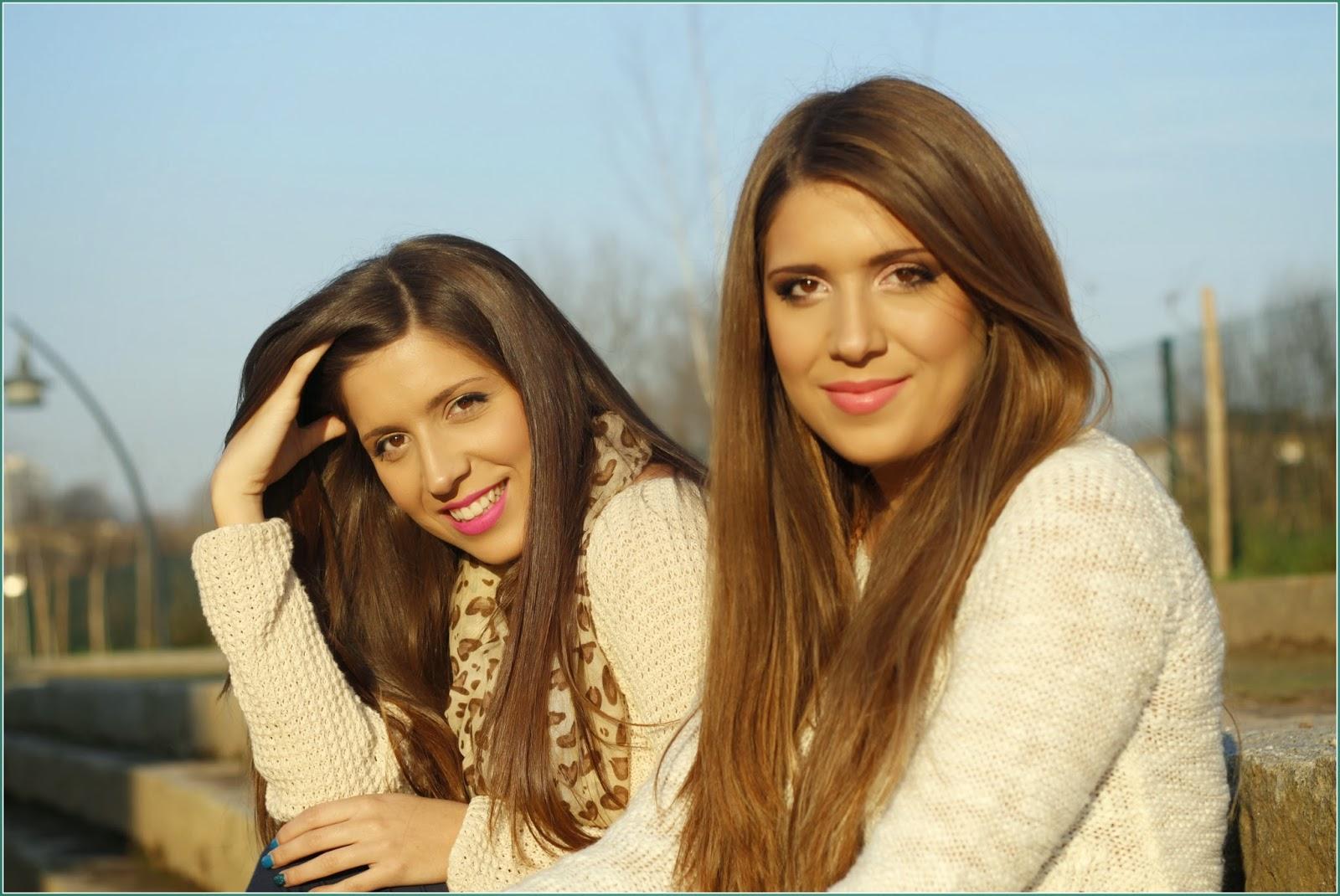 Angela e Joana, um blog de beleza