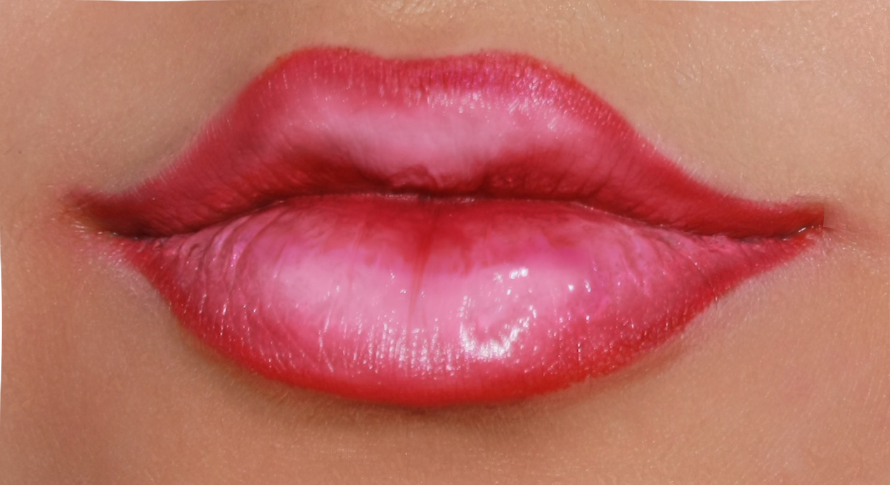 Displaying 20> Images For - How To Draw Bratz Lips...