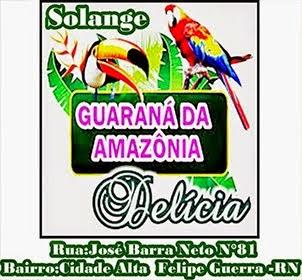 SOLANGE GUARANÁ DA AMAZÔNIA
