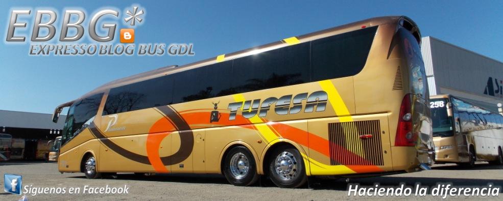 Expresso Blog Bus GDL
