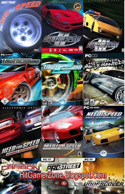 Need For Speed Games Free Download Collection PACK 2013 ...