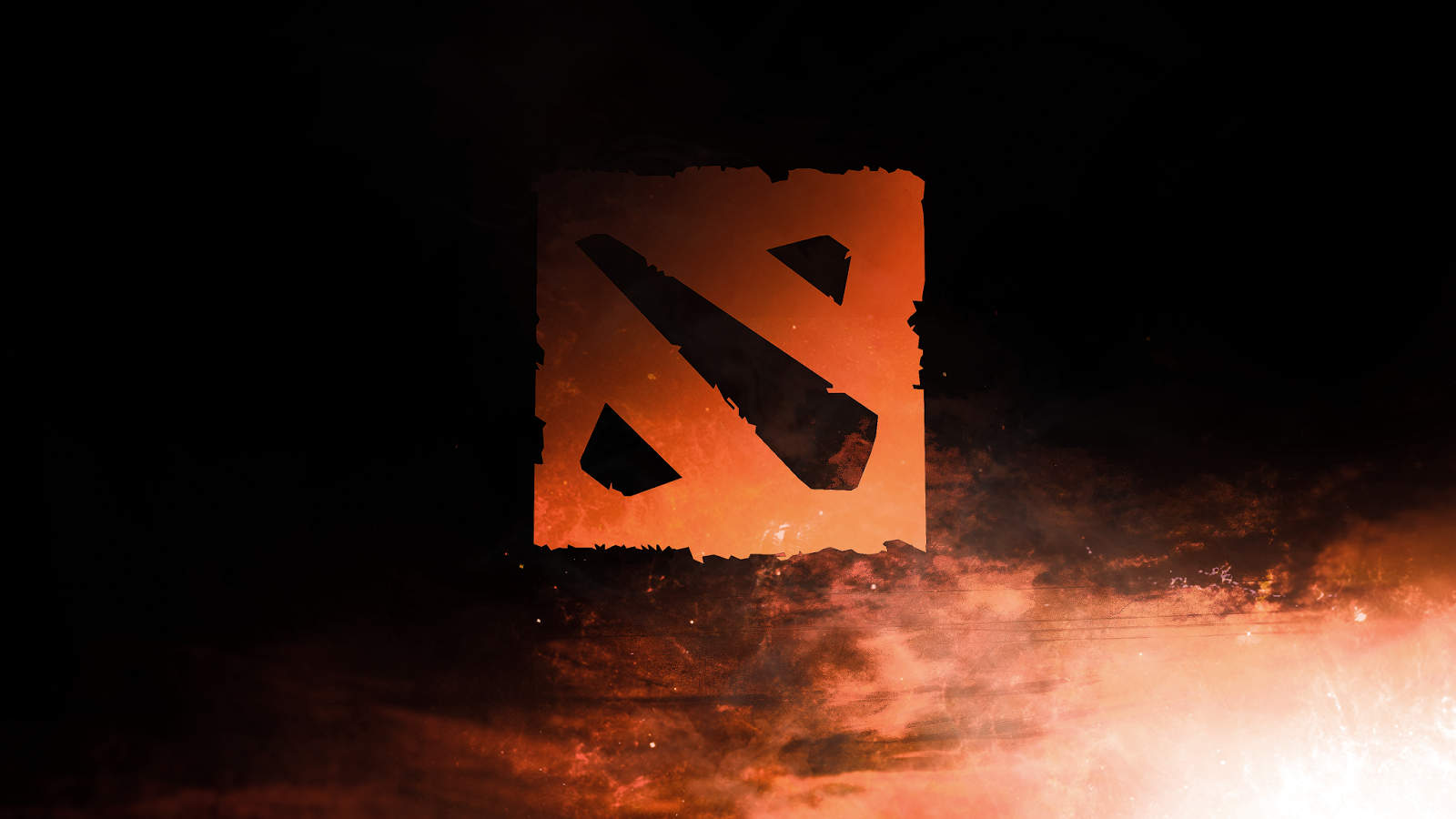 dota 2 wallpapers dota2 wallpaper dota2 logo 2160p by