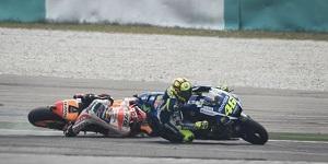 Ternyata Ini Alasan Mengapa Valentino Rossi di Hukum Start Paling Belakang