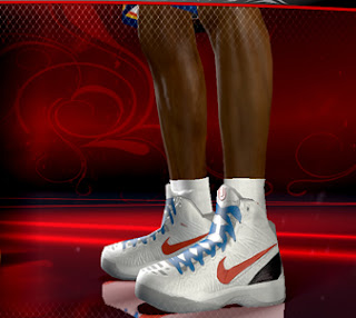 Nike Zoom Hyperdunk Elite NBA 2K12 Edition