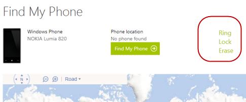 Windows Phone cihazım çalındı nasıl bulurum?