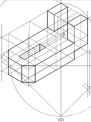 Blogg de dibujo tecnico agosto 2014 for Plano de planta dibujo tecnico