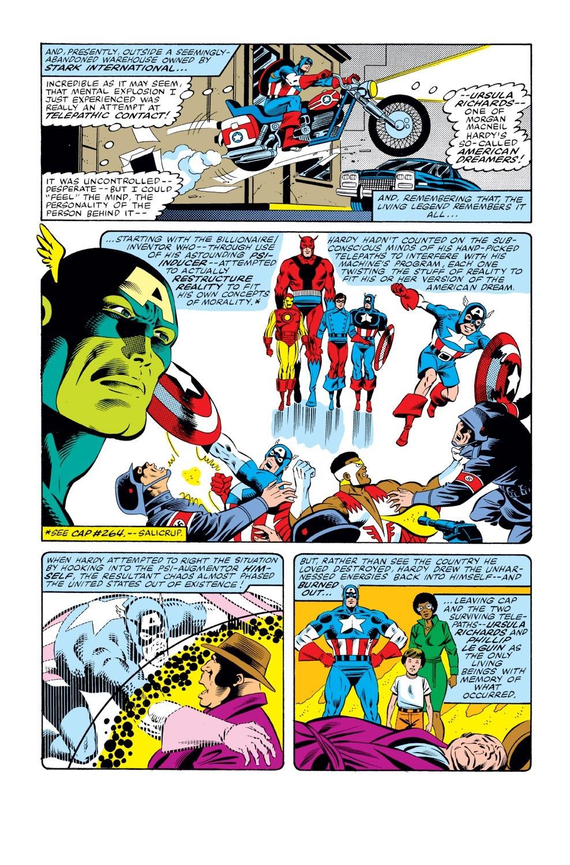 Captain America (1968) Issue #268 #183 - English 8