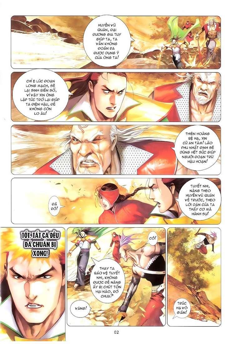 Phong Vân chap 626 Trang 2 - Mangak.info