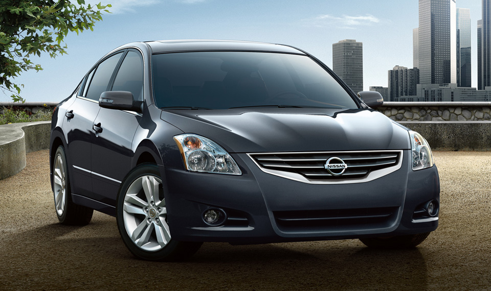 El Auto Ideal Nissan Altima 2011