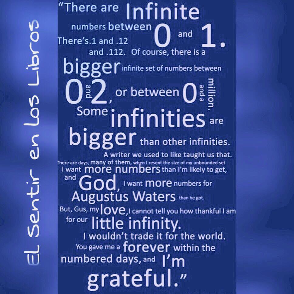 Muchos infinitos