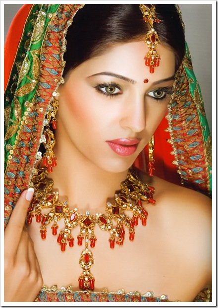 Skyonline International Pakistan Indian Wedding Makeup