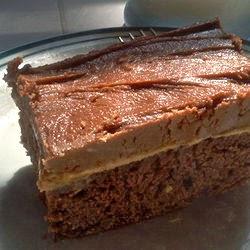 Fudge gâteau