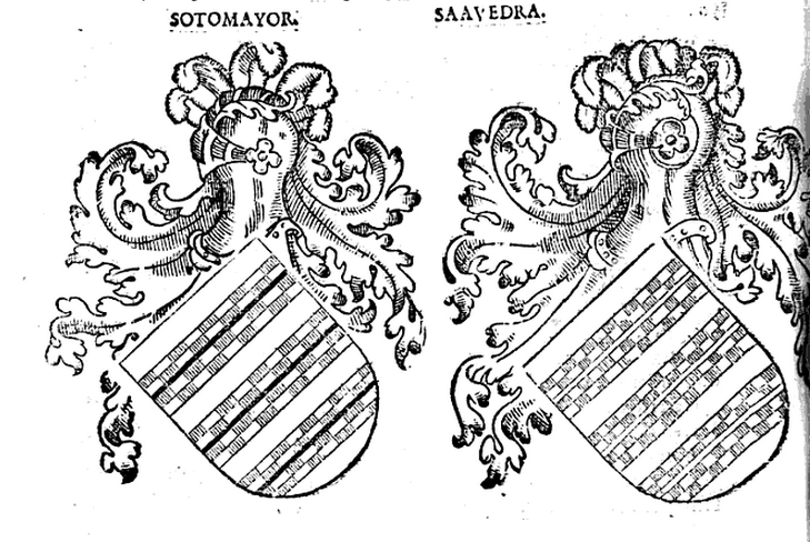 Armas Saavedra y Sotomayor