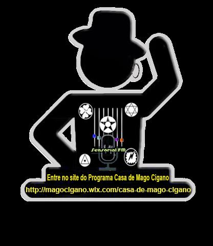 Conheça o site da Casa de Mago Cigano