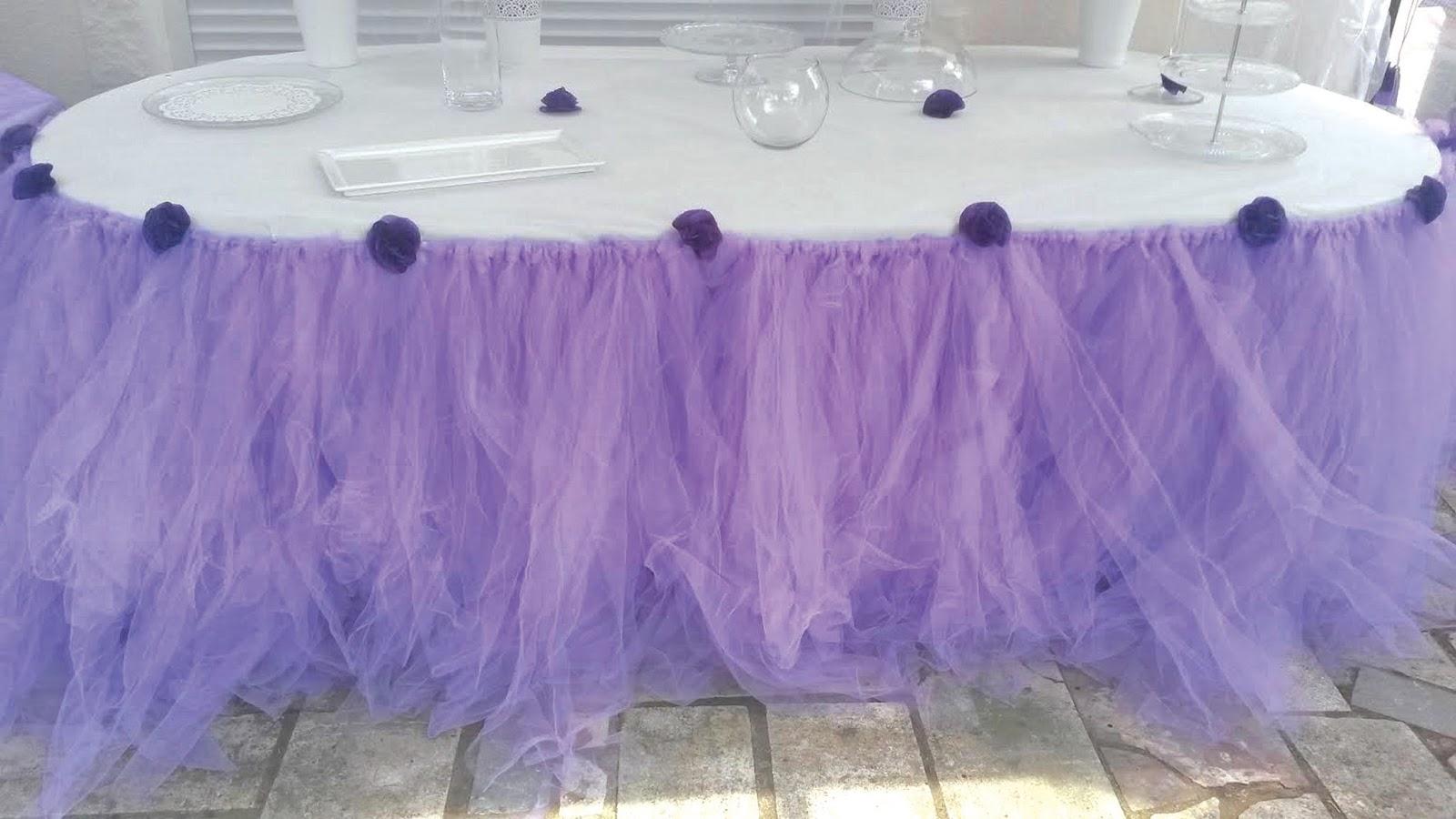 decoration tour de table
