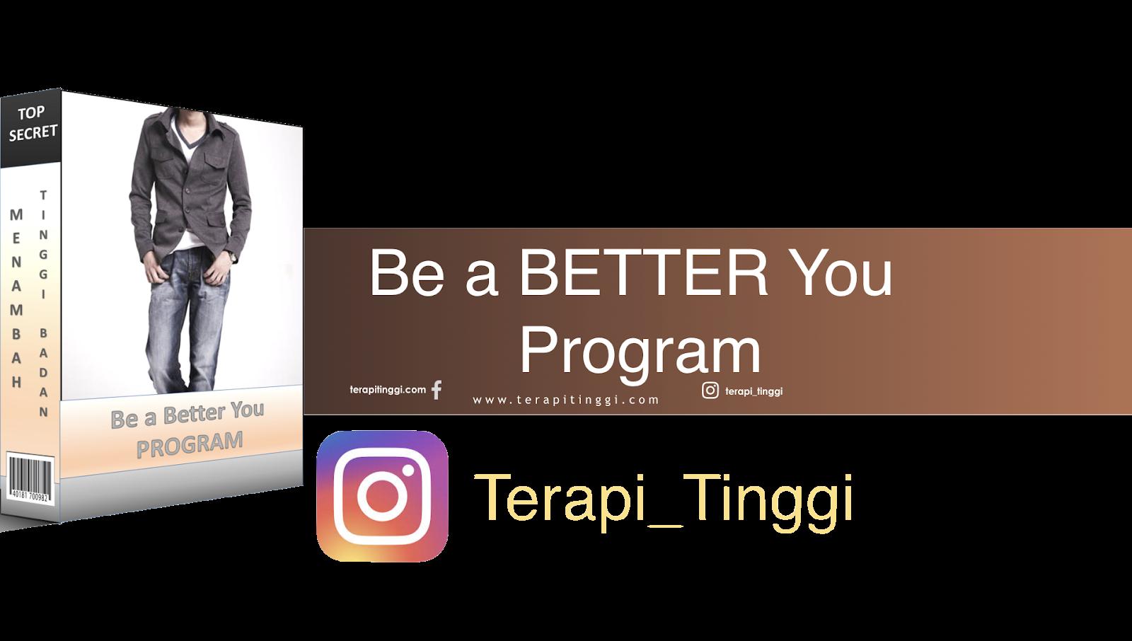 Program Terapi Tinggi