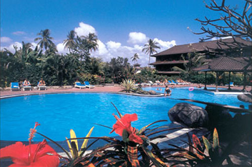Matahari Bungalow Pool