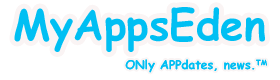 MyAppsEden - ONly APPdates, news.