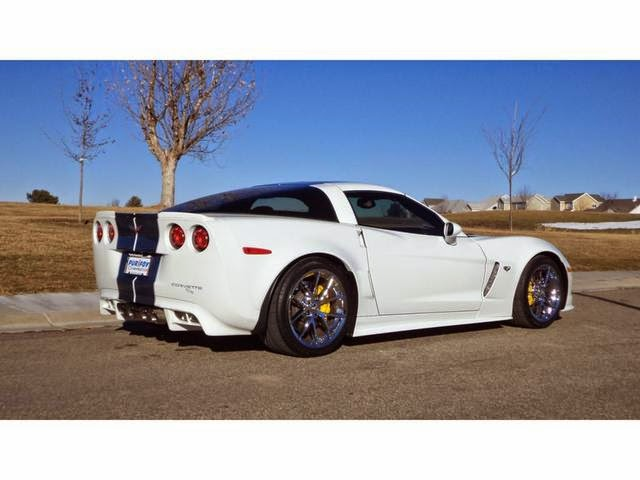 2013 Chevrolet Corvette Z06 at Purifoy Chevrolet