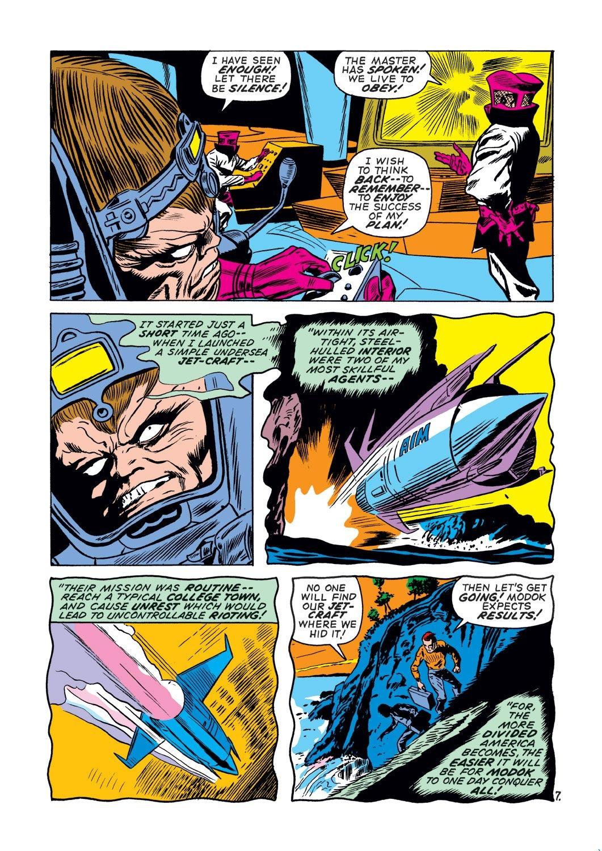 Captain America (1968) Issue #132 #46 - English 8