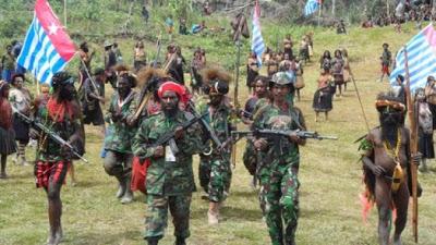 Goliat Tabuni Dicurigai Sebagai Dalang Penembakan di Tingginambut