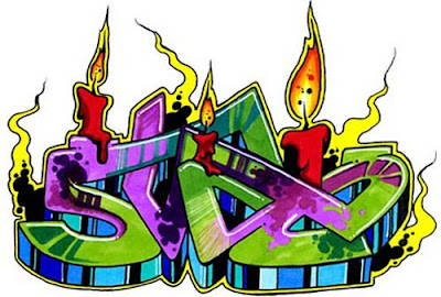 Wildstyle Graffiti,  Graffiti 3D Effects