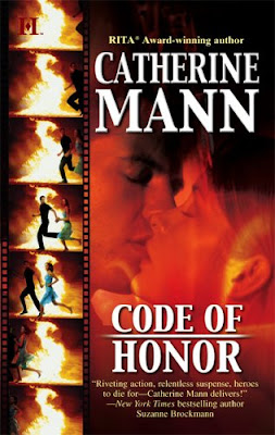 code of honor, catherine mann, book review
