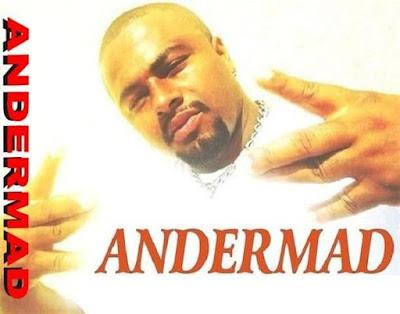 """ ANDERMAD "" Futebol e Hip Hop"