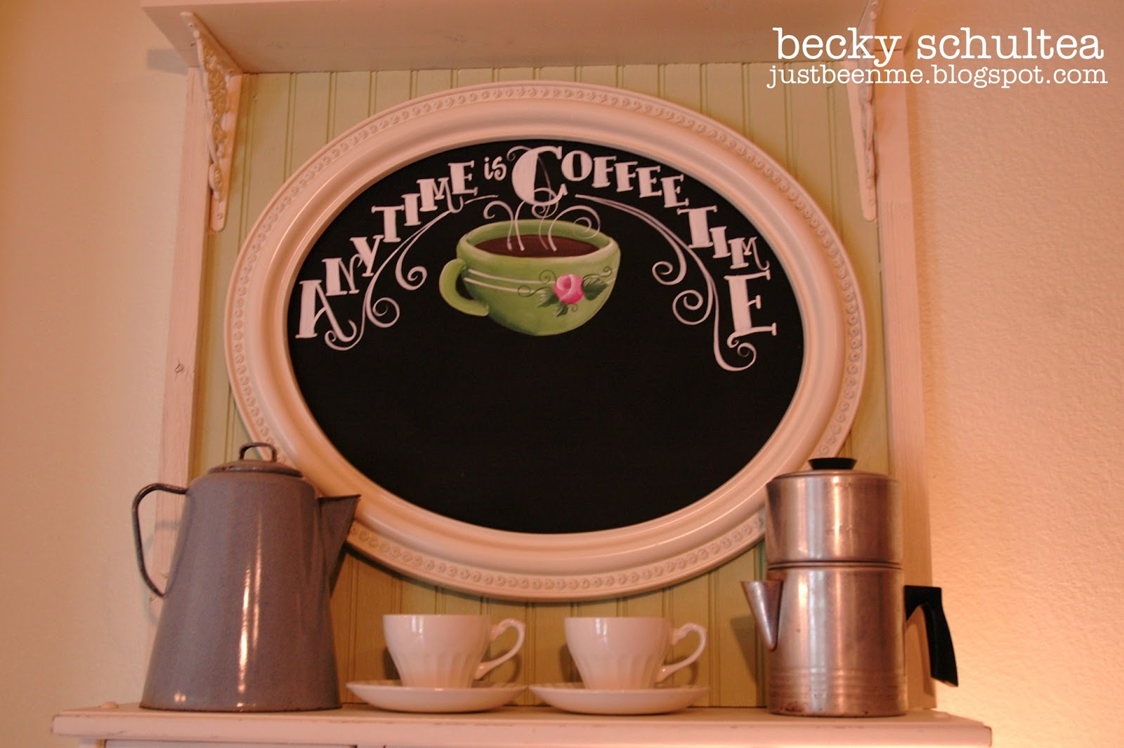 Just Bee N Me Our Cottage Coffee Bar
