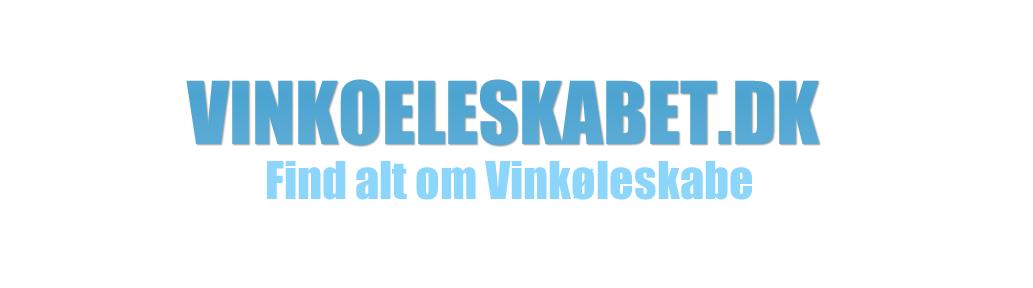 Alt om de bedste, billigste og tilbud på vinkøleskabe - Vinkoeleskabet.dk
