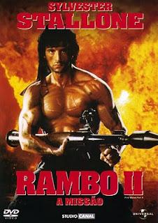 Baixar Filme Rambo 2: A Missão Dublado