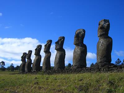 Easter Island, Chili