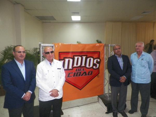 """¡Gigantes del Cibao pasan a llamarse """"Indios del Cibao""""!"""