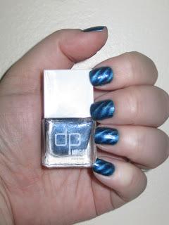 esmalte magnético importado Dp azul 12