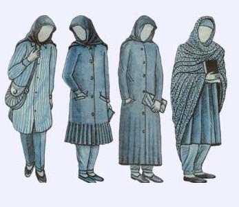 Islam Women Dress Code