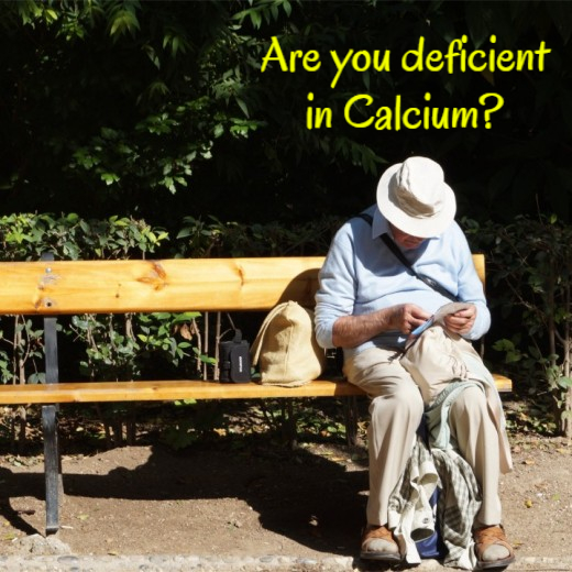 Are you deficient in Calcium?