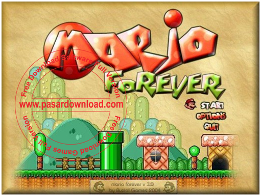 Download Gratis Games Super Mario Forever 3 For PC