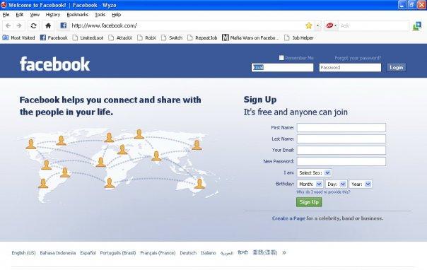 Hackers Target Facebook Apps