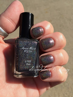 Sweet Heart Polish Believe