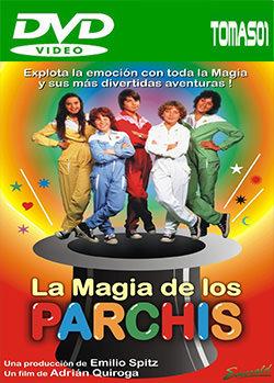 La magia de Los Parchís (1982) DVDRip