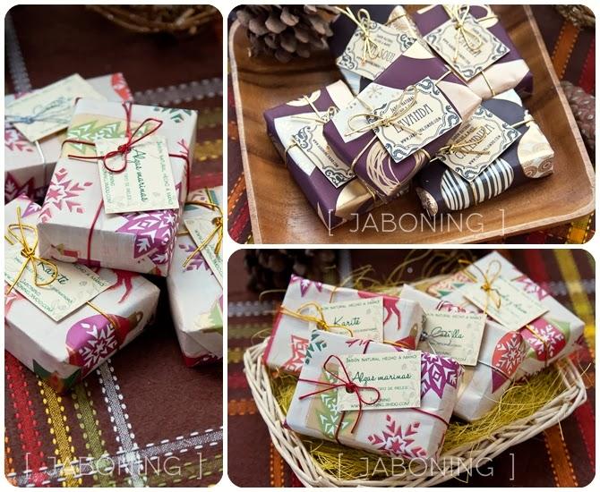Preparando los regalos de navidad jabones hechos a mano - Hacer regalos originales a mano ...