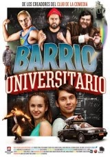 Barrio Universitario (2013) Online Latino